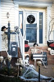 19 easy diy halloween outdoor decoration ideas homelovr