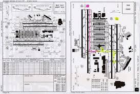 Charles De Gaulle Airport Map Cdg Atl Cockpitseeker