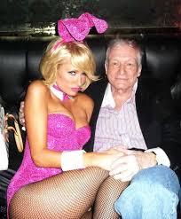 Hugh Hefner Playboy Bunny Halloween Costume Paris Hilton Dressed U0027playboy Bunny U0027 Kid Internet