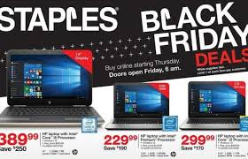 staples 2016 black friday ad thanksgiving day opening hours