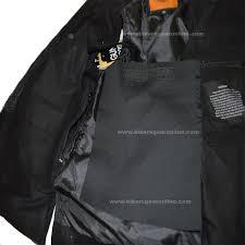 black motorcycle jacket mens men u0027s black light weight denim motorcycle club vest with folded