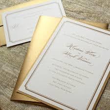 wedding invitations gold gold wedding invitations gold foil printable wedding foil