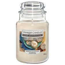 buy yankee candle large jar iced almond cookies from our scented