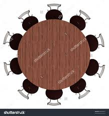 Garden Chairs Png Top View Aerial View Of A Table Clipart Clipground