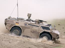 germany u0027s fennek armored reconnaissance vehicle 1280 960
