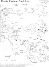printable map of asia with countries and capitals printable map of asia with countries and capitals ambear me