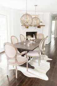 the cow dining room home design ideas