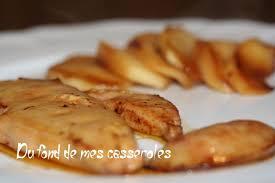cuisiner un foie gras frais escalopes de foie gras frais poêlées aux pommes et aux épices du
