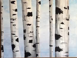 birch tree wallpaper ideas how to paint birch tree wallpaper