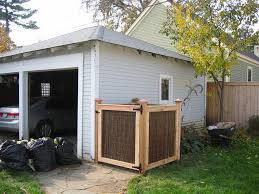 trash can screen field outdoor spaces flickr