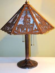 Arts And Crafts Desk Lamp 16 Best Arts And Crafts Lighting Images On Pinterest Table Lamp