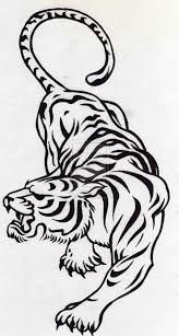 black and white tiger tattoos tiger concept ink 33