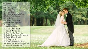 top 100 wedding songs wedding songs top 100 wedding songs