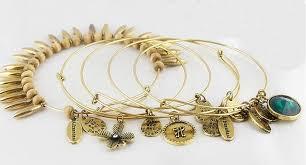 bangle bracelet charms images Fresh ideas bangle bracelet with charms bracelets centerpieces jpg