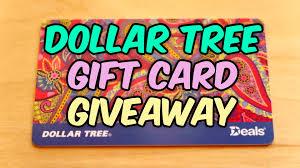 gift card tree dollar tree gift card giveaway 900 subs 100k views