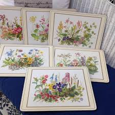 best pimpernel placemats from harrods inengland new price for