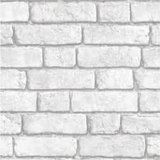 this gray u0026 white brick wallpaper is perfect zulilyfinds wall