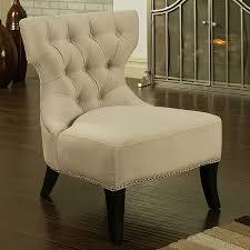sedona light cream microfiber suede chair hayneedle