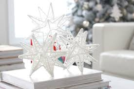 Winter White Christmas Decorations by Kid Friendly U0026 Pretty Winter White Holiday Decor Home Tour
