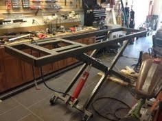 Motorcycle Lift Table by Motorcycle Lift Table Homemade Motorcycle Lift Table Fabricated