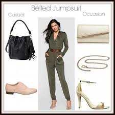 how to wear a jumpsuit how to wear the jumpsuit bonprix the