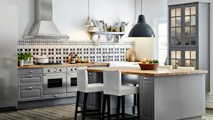 Ikea Kitchens Design by Open Plan Kitchen Design Realestate Com Au