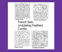french design design sets quilty pleasures computerized quilting designs