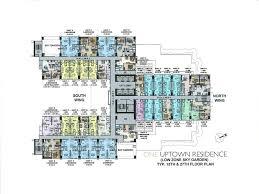 Garden Floor Plan Floor Plans U0026 Unit Layouts One Uptown Residence Uptown
