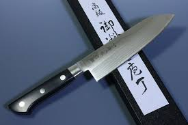Japanese Style Kitchen Knives Tojiro Japanese Kitchen Chef Knife Dp Vg10 Damascus Kasumi Santoku