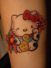 32 latest hello kitty tattoos