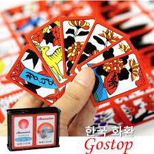 aliexpress buy korean japanese pvc waterproof mahjong gostop