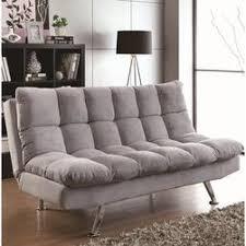 coaster 500775 convertible futon sofa bed