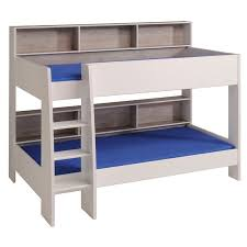 Parisot Tam Tam Bunk Bed White - Jay be bunk bed