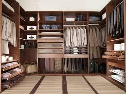 armoire de rangement chambre chambre avec dressing gagner espace 30 photos sympas dans la