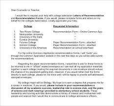 teacher letter of recommendation 4 recommendation letter errors