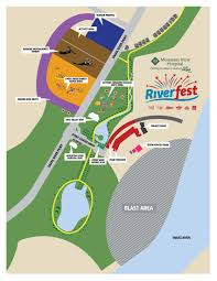 Byui Map Riverfest Organizers Release Map Showing Event Areas East Idaho News