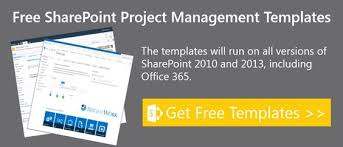 free sharepoint 2013 project management templates from brightwork