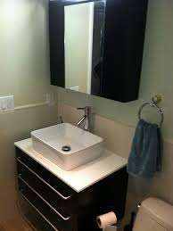 bathroom marvelous design the areas with brown full size bathroom original candice loren floating vanity cabinet height