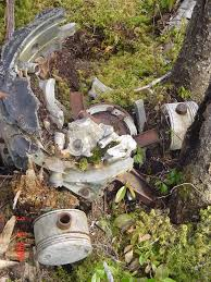 looking for info on old crash site avcanada