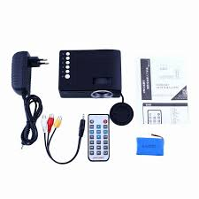 led tv home theater package mini led projector hdmi av tv tf lcd projector home cinema theater