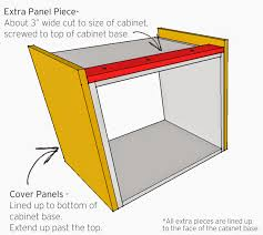How To Cut Crown Molding Angles For Kitchen Cabinets by Kitchen Renovation Doors Drawers And Appliances Danks And Honey