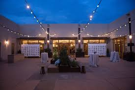 Patio Santa Fe Mexico by Weddings At The Four Seasons Santa Fe Rancho Encantado Cameron