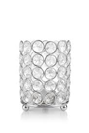 Home Interior Votive Cups Decorating Ideas Extraordinary Modern Round Tall Glass Crystal