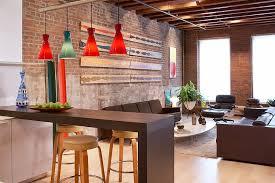 cuisine style loft deco loft yorkais stunning stunning mur interieur en brique