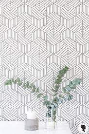 the 25 best geometric wallpaper ideas on pinterest modern