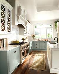 kitchen cabinets that look like furniture two tone kitchen cabinets fad kitchen illuminated two toned