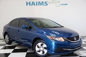 used honda civic 2013 2013 used honda civic sedan 4dr automatic lx at haims motors