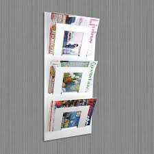 Bathroom Wall Magazine Rack Bathroom Bathroom Wall Mount Magazine Rack Mondeas Realie