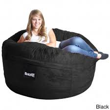 Cool Bean Bag Chairs Furniture Interesting Picture Of Decorative Red Bean Bag Chairs