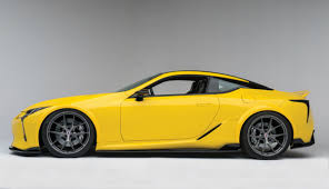 lexus lc performance world u0027s first customized lexus lc 500 flaunts styling and